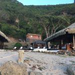 Hotel sur la Plage de Chatham Bay