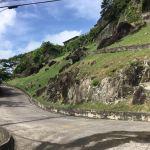 Entre Fort St Georges et hôpital de Grenade