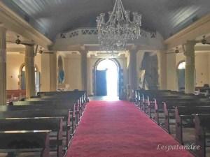 Anse d'Arlet son Eglise