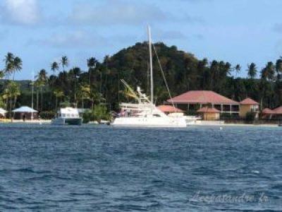 Le Club Med près de Sainte-Anne