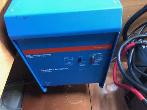 Convertisseur Victron 3000 watts