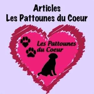 """Articles """"Les Pattounes du Coeur"""""""
