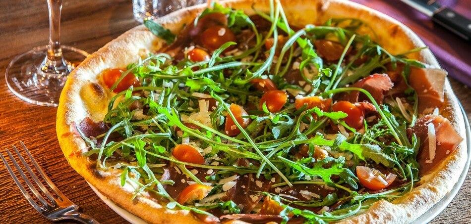 Restaurant Le Spazio, Pizzeria à Fécamp
