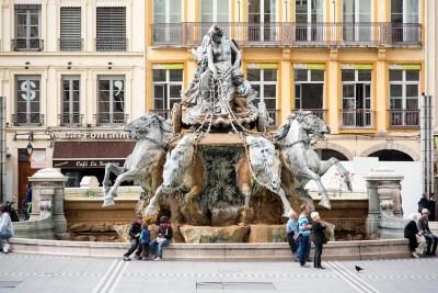 La Garonne et ses affluents par Frédéric Auguste Bartholdi 1834-1904