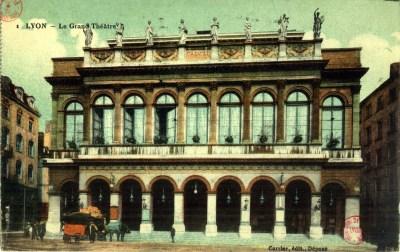 Lyon Le Grand Théâtre