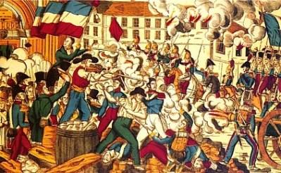 Revolte des Canuts Lyon 1831