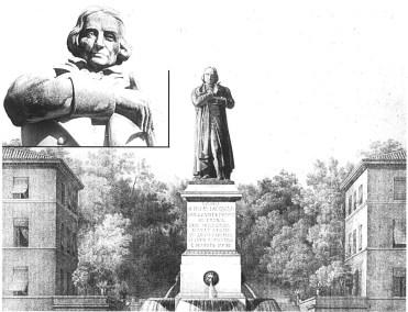Statue Jacquard