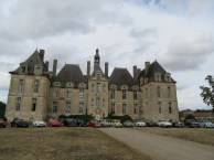 Le Chateau de Saint Loup sur Thouet