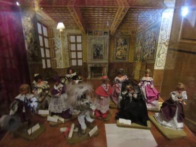 Collection de poupées