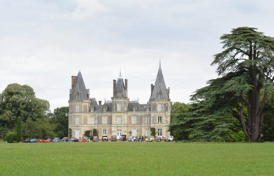 Le Château de Martreil