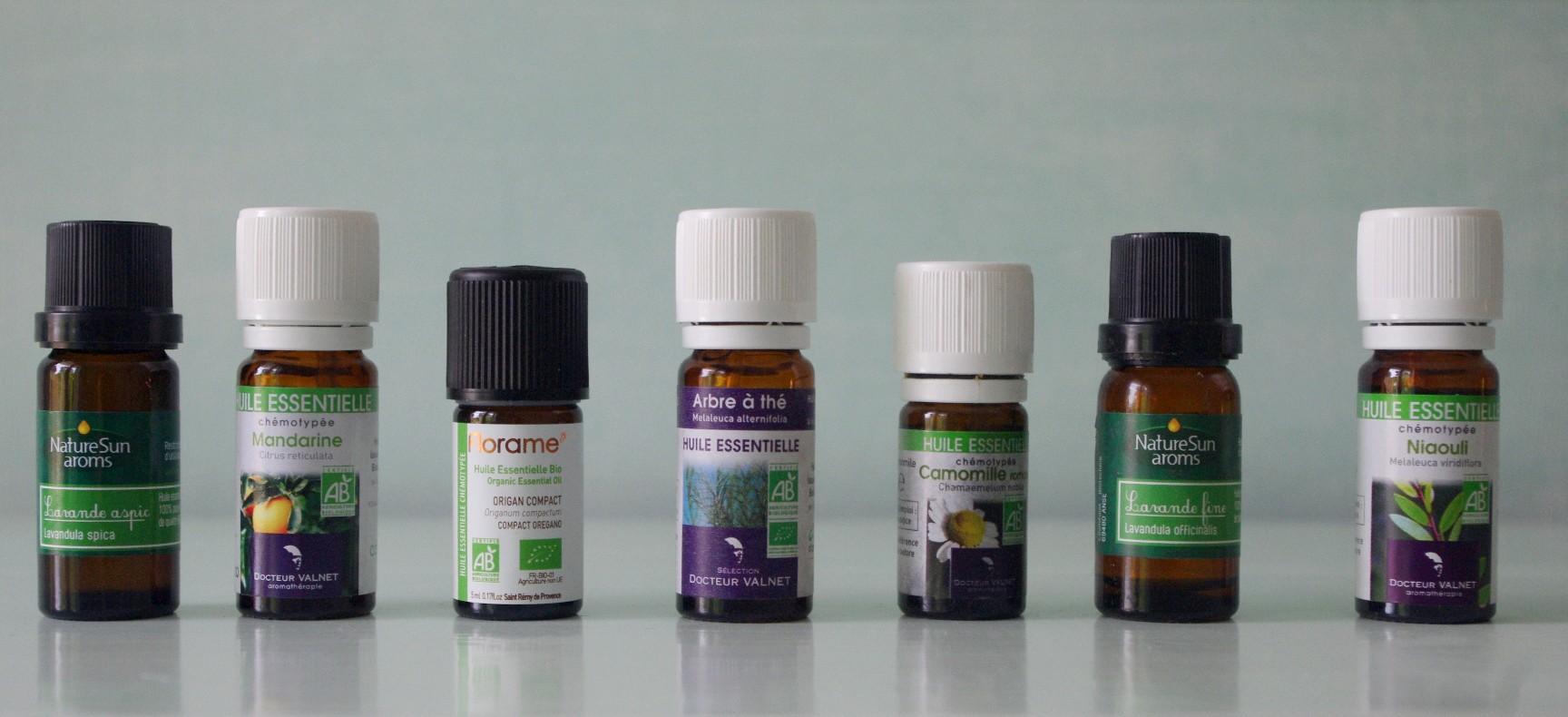 fortifier cheveux huiles essentielles
