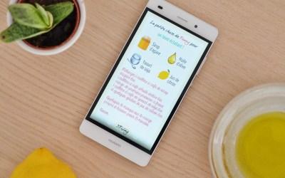 8 recettes de beauté bio à glisser dans ton smartphone !