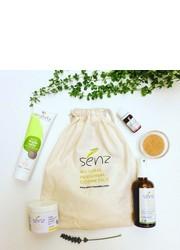 Coffret kit beauté visage pure idée cadeau bio naturel senz peau sensible mixte