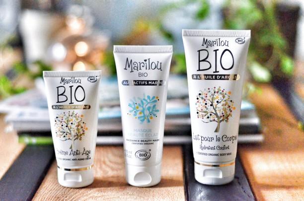 Marilou Bio – Une belle découverte cosmétique