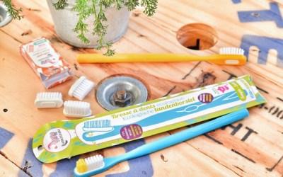Zéro déchet : ma brosse à dents écologique Lamazuna