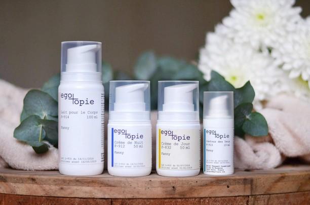 Créez vos cosmétiques naturels sur-mesure avec Egotopie