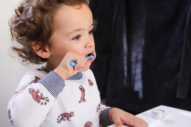La première brosse à dents écologique et française pour enfants !