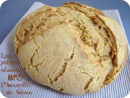 Pain à la farine de maïs