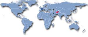 Le tour du monde en 232 recettes - l'Afghanistan