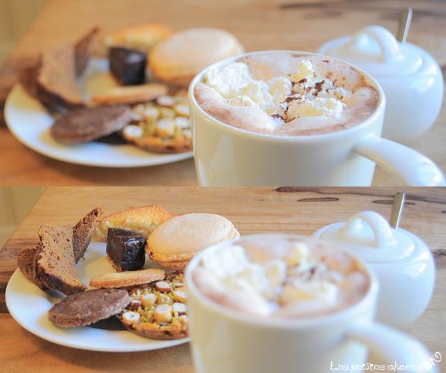 Grain de vanille, le salon de thé d'Olivier Roellinger