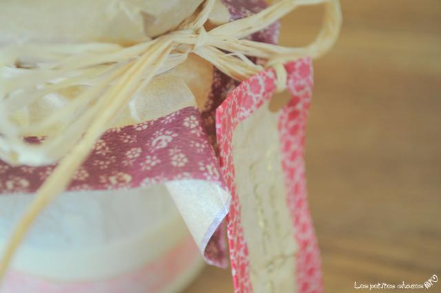 Pâte à tartiner chocolat blanc et rooibos