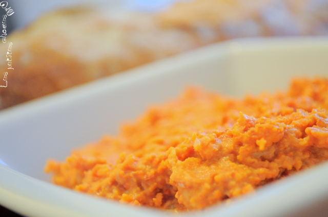 Crème ou rillettes de chorizo