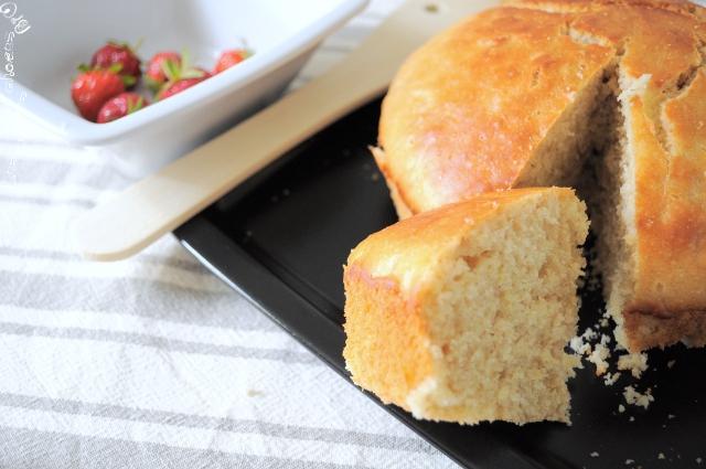 Le gâteau à la casserole de Mme Saint-Ange
