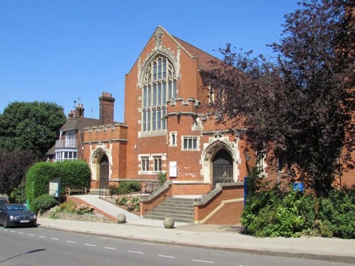 St Lukes, Hampstead, London - playgroup