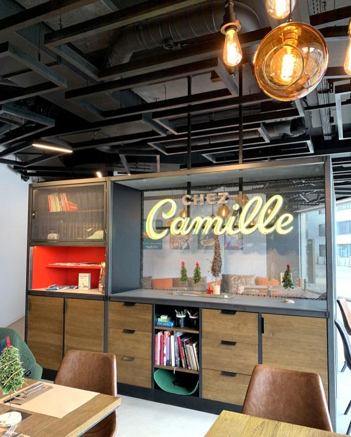 Le bistrot Chez Camille Bloch