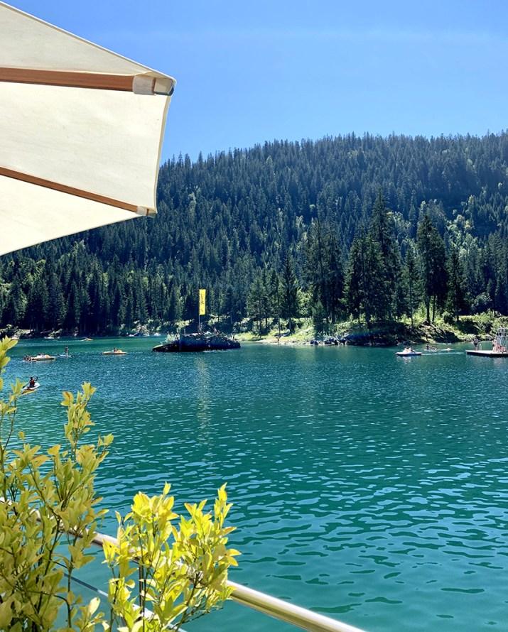 Lac de Cauma