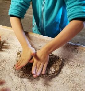 Façonnage fabrication du pain de seigle