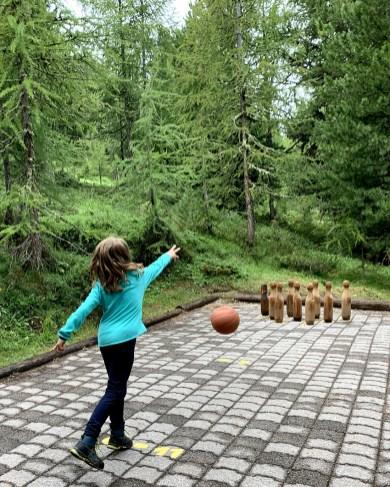 Les jeux du sentier des marmottes