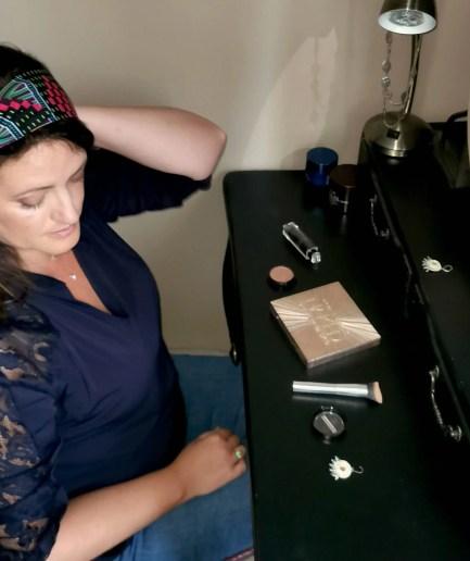 headband wax la belle Colette