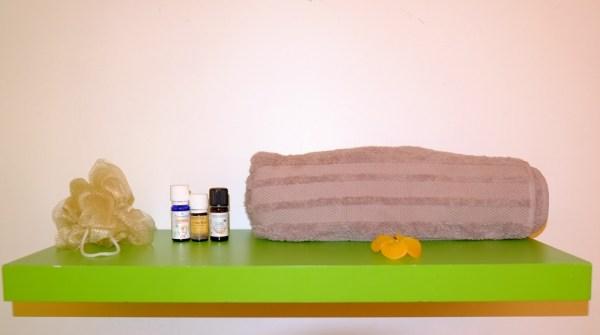 bain aux huiles essentielles pour se relaxer