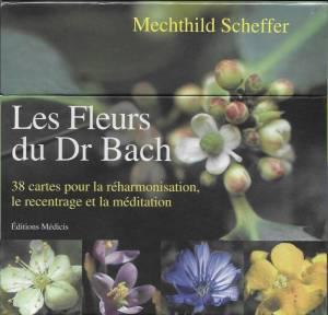 coffret cartes fleurs de bach