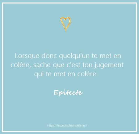 citation colère epitecte