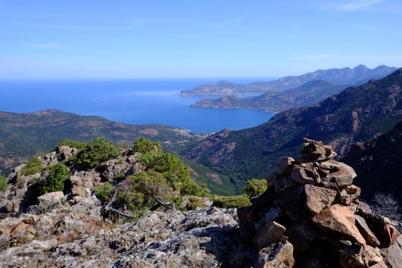 Mare e Monti Nord Corse Trek