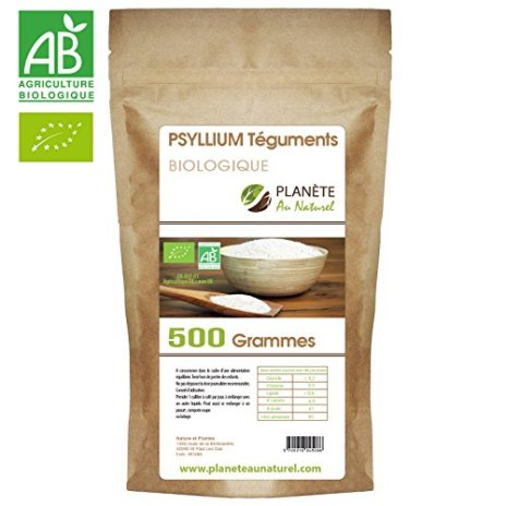 Psyllium blond Bio solutions naturelles infections vaginales