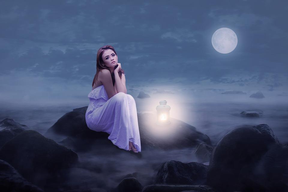 La connexion entre la lune, la femme et les cycles menstruels