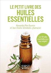 le petit livre des huiles essentielles