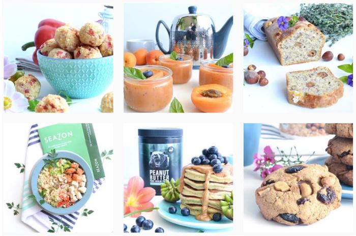 healthy food creation instagram recettes saines