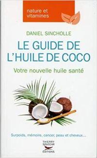 huile de coco propriétés usages