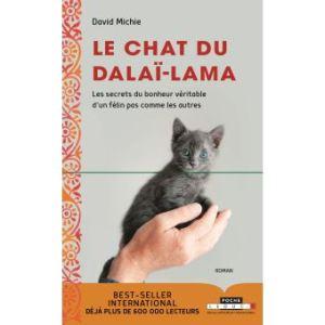 Le-chat-du-Dalai-Lama idées de lectures bien-être