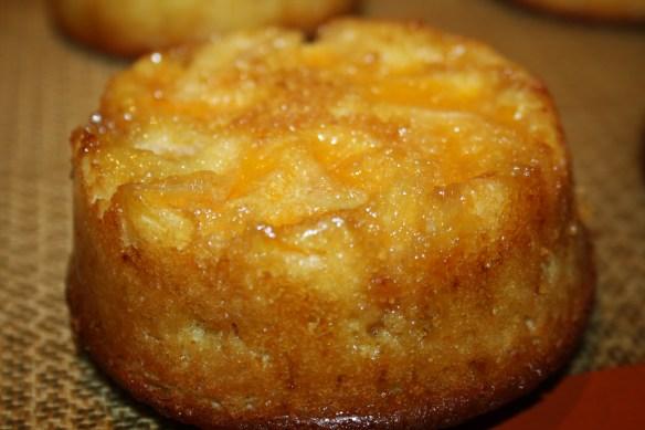 Gâteaux aux clémentines Moule Grands Ronds de Guy Demarle