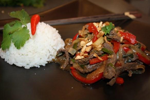 Bœuf Thaï