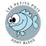 Les Petits Pois sont Bleus logo