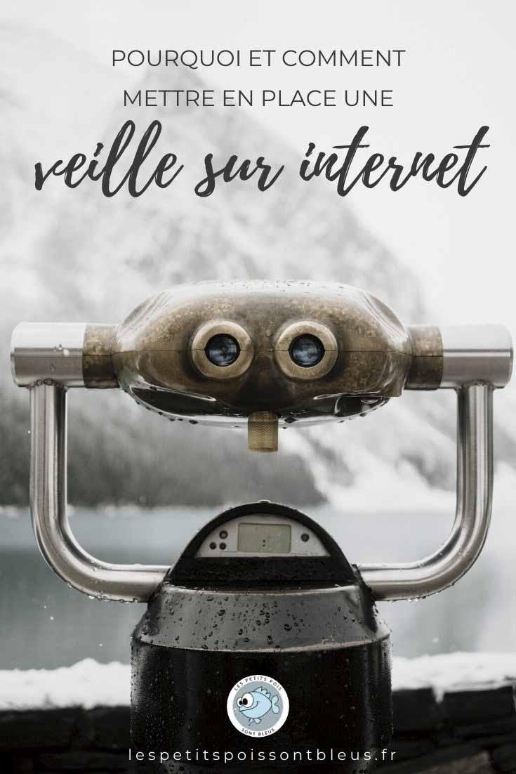 comment faire de la veille sur internet