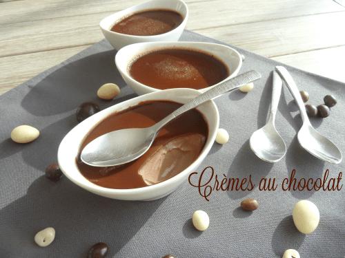 crème chocolat la laitière