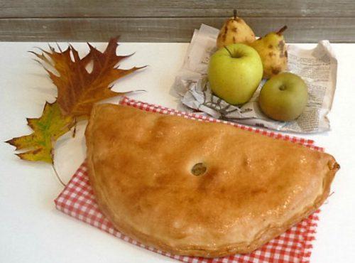 pâté aux pommes forézien (pâté de la batteuse)
