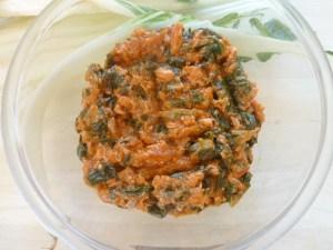Tarte feuilles blettes 6